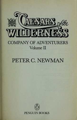 Download Caesars of the wilderness