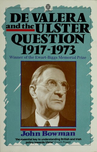 Download De Valera and the Ulster Question, 1917-1973