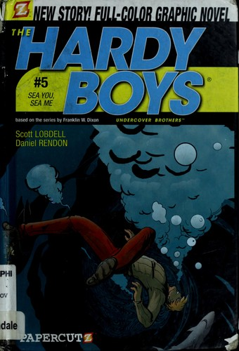 Download The Hardy boys, undercover brothers.