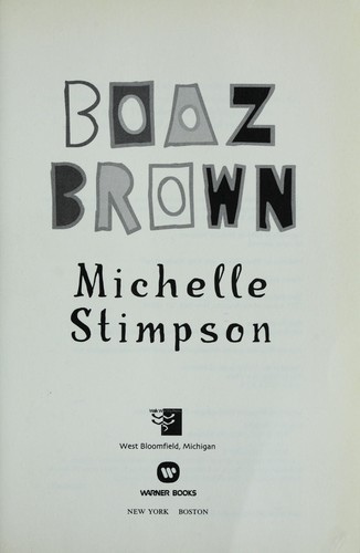 Download Boaz Brown