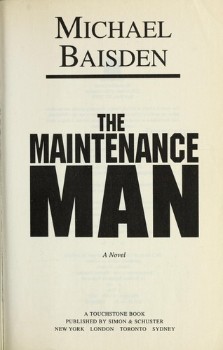 Download The maintenance man