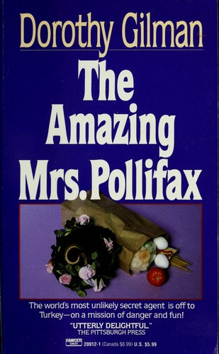 The amazing Mrs. Pollifax