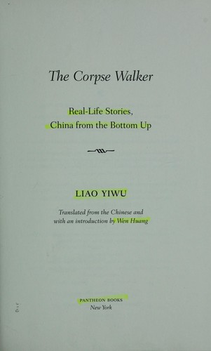 Download The corpse walker