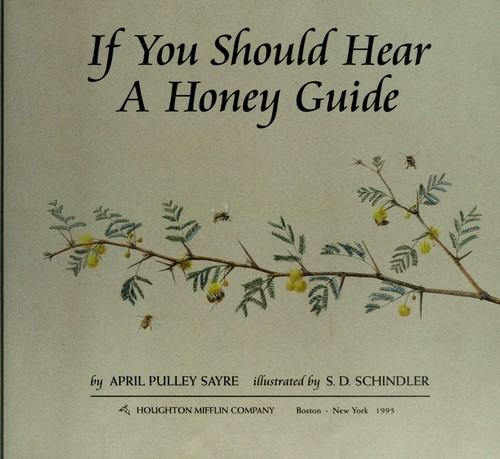 Download If you should hear a honeyguide