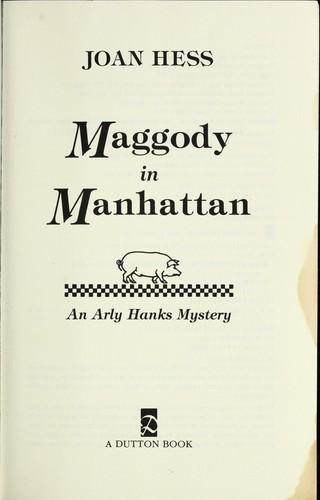 Download Maggody in Manhattan
