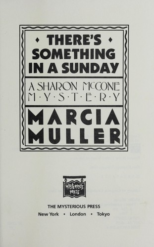 Download There's something in a Sunday