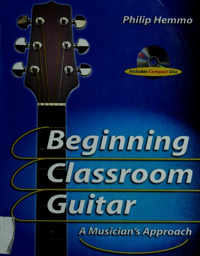 Download Beginning classroom guitar