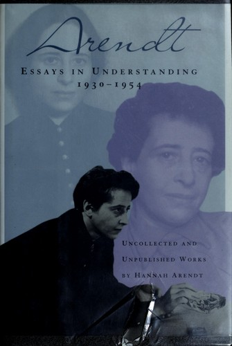 Download Essays in understanding, 1930-1954