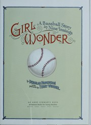 Girl Wonder cover