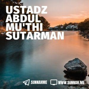 Ithaful Qari bi Ta'liqat 'ala Syarhus Sunnah - Ustadz Abdul Mu'thi Sutarman (kumpulan audio)