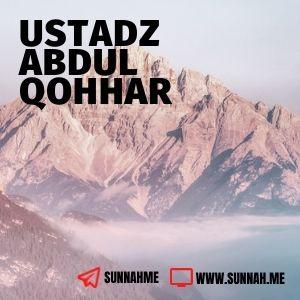 Umdatul Ahkam - Ustadz Abdul Qohhar (kumpulan audio)