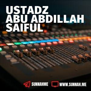 Durus fii Syarhi Nawaqidhil Islam - Ustadz Abu Abdillah Saiful (kumpulan audio)