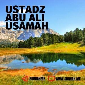 A'lamussunah al Mansyurah  - Ustadz Abu Ali Usamah (kumpulan audio)