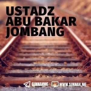 100 Hadits Pilihan - Ustadz Abu Bakar Jombang (35 audio kajian)