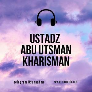 Riyadhus Shalihin - Ustadz Abu Utsman Kharisman (44 audio kajian)