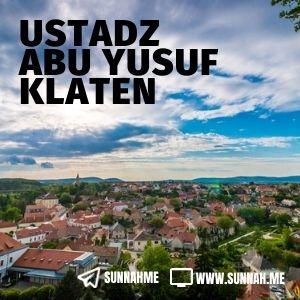 Kumpulan audio kajian tematik Ustadz Abu Yusuf Klaten