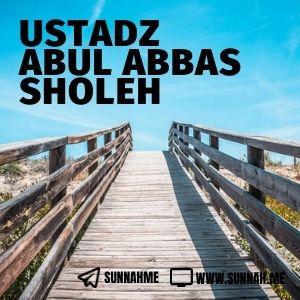 Jami'us Shahih Syaikh Muqbil - Ustadz Abul Abbas Sholeh (kumpulan audio)