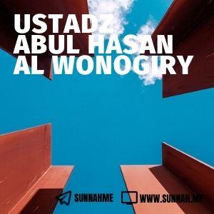 Fathul Majid Syarh Kitabut Tauhid - Ustadz Abul Hasan al Wonogiry (kumpulan audio)