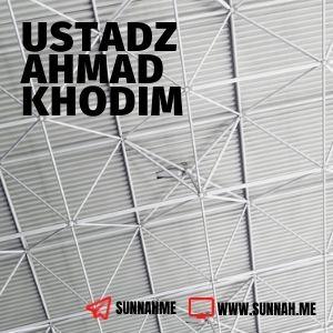 - Ustadz Ahmad Khodim (64 audio kajian)
