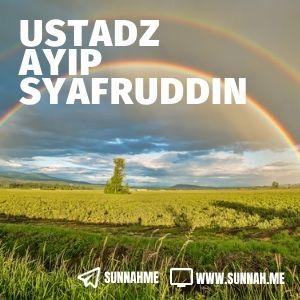 Syarh Riyadhus Shalihin - Ustadz Ayip Syafruddin (43 audio kajian)