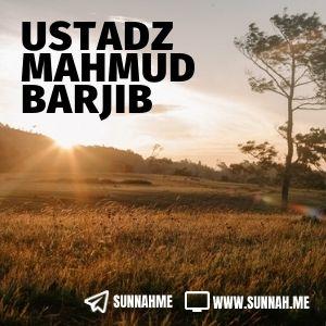 - Ustadz Mahmud Barjib (84 audio kajian)