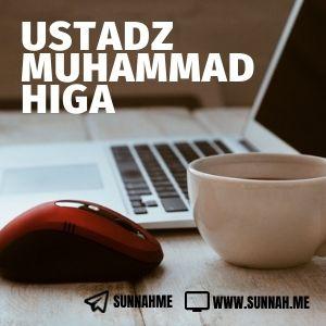 Kumpulan audio kajian tematik Ustadz Muhammad Higa