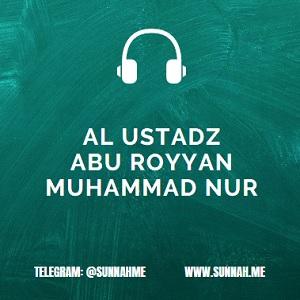 Kumpulan audio kajian tematik Ustadz Muhammad Nur