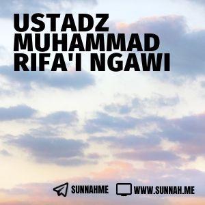 Kumpulan audio kajian tematik Ustadz Muhammad Rifa'i Ngawi