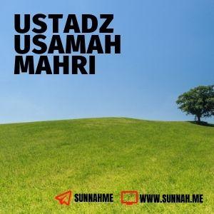 Kumpulan audio kajian tematik Ustadz Usamah Mahri