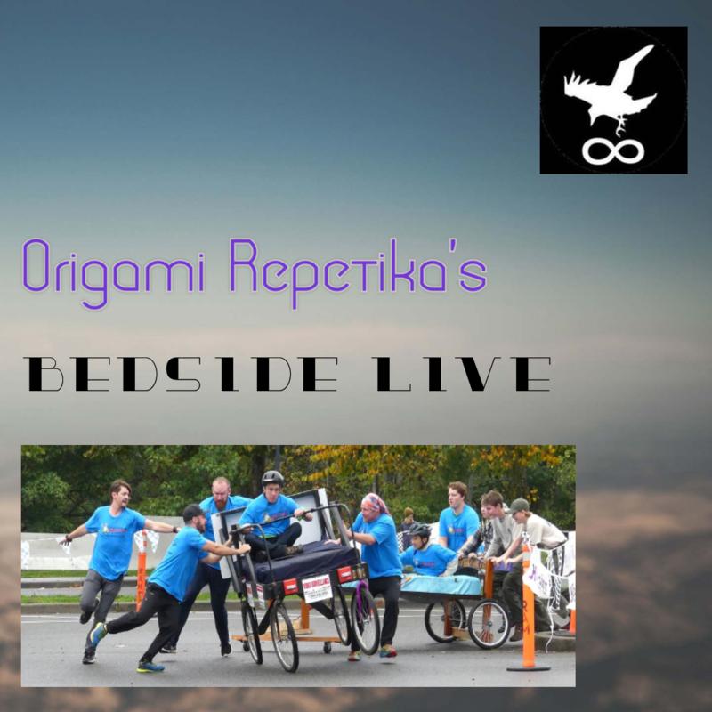 Origami Repetika – Bedside Live
