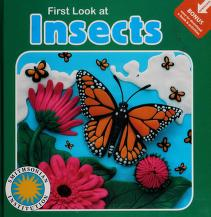 Cover of: First look at insects | Laura Gates Galvin