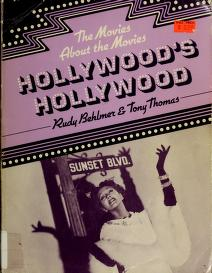 Cover of: Hollywood's Hollywood   Rudy Behlmer