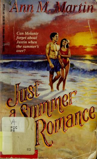 Cover of: Just a Summer Romance   Ann M. Martin