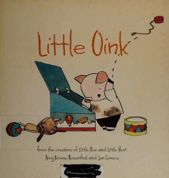Cover of: Little Oink | Amy Krouse Rosenthal