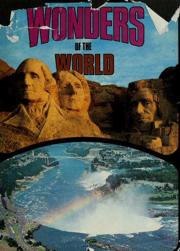 Cover of: Wonders of the World   Roland Goock