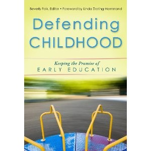 Defending childhood by Beverly Falk