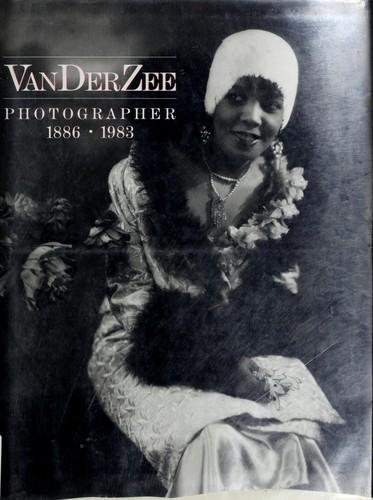 VanDerZee, photographer, 1886-1983