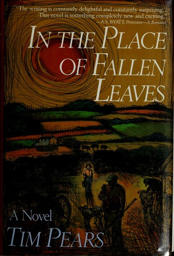 In the place of fallen leaves by Tim Pears