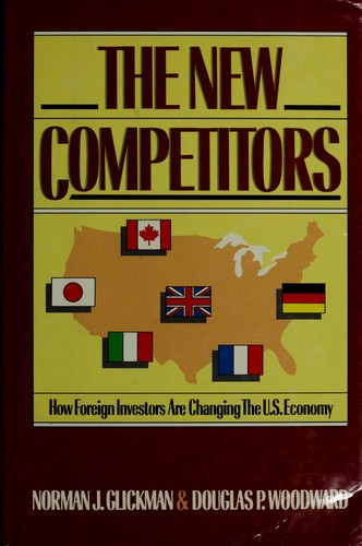 The new competitors by Norman J. Glickman