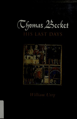 Thomas Becket by William Urry
