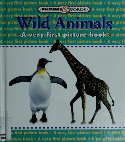 Wild animals by Nicola Tuxworth